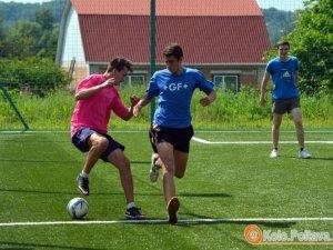 Фото: На фанатському турнірі п'єдестал зайняли полтавські команди