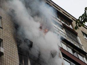 Фото: Полтавські пожежники врятували трьох дітей