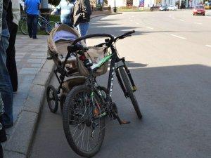Фото: У Полтаві учасники АТО мітингували проти сепаратизму та свавілля (ФОТО, ВІДЕО)