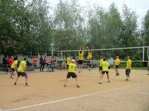 Фото: Збірна команда поліцейських Полтавщини виборола першість на чемпіонаті з волейболу
