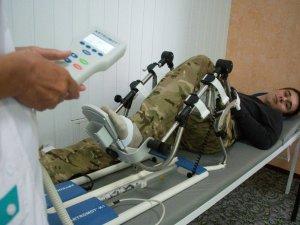 Фото: Медичний центр Нацгвардії «Нові Санжари» отримав медичне обладнання від НАТО на суму понад 60 тисяч євро