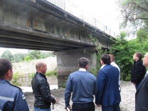 Фото: На Полтавщині замість будівництва низководного можуть використати військовий інженерний