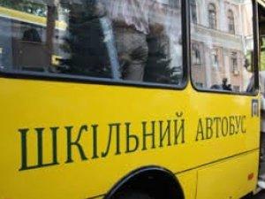 Держава сплатить 70% вартості шкільних автобусів