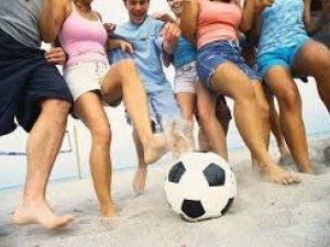 Фото: У Глобиному збираються провести чемпіонат з пляжного футболу
