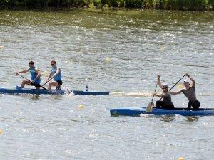 Фото: Полтавці продовжують завоювувати медалі на Чемпіонаті України з веслування