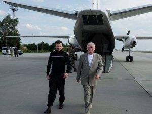 Фото: Політв'язні Солошенко і Афанасьєв закликали тиснути на Росію