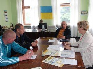 Фото: «Укргазвидобування» надасть робочі місця колишнім учасникам АТО з Полтавщини