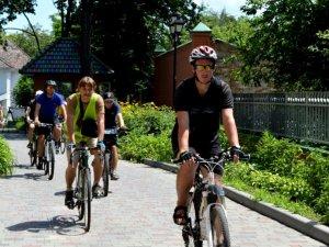 Фото: Не всі учасники велопробігу «Вишиваний Шлях» доїхали з Харкова до Полтави (ФОТО)