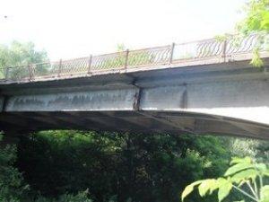 Фото: У Лубнах на ремонт аварійного моста потрібно 110 мільйонів гривень