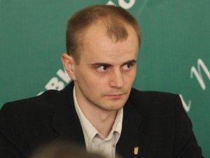 Фото: Роман Чабановський склав повноваження голови Шевченківської райради Полтави