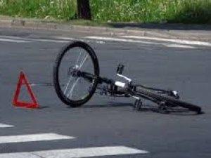 Фото: На Полтавщині збили велосипедистку
