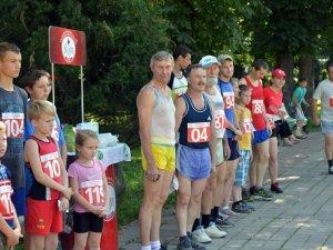 Фото: У Полтаві від найменших до найстарших взяли участь у пробігу (фото)