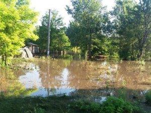 Фото: У Чорнухинському та Лубенському районах 14 домогосподарств залишаються затопленими