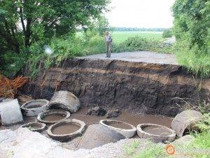 Фото: Чорнухинський район отримає 10 мільйонів на подолання наслідків стихії