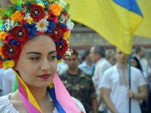У Полтаві відзначили 20-ту річницю Конституції (ФОТО, ВІДЕО)
