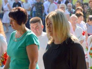 Фото: У Полтаві відзначили 20-ту річницю Конституції (ФОТО, ВІДЕО)