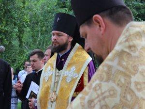 Фото: У Полтаві помолились за Україну (ФОТО)