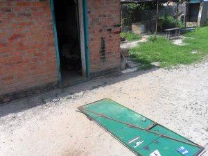 Фото: На Полтавщині в гаражі знайшли труп чоловіка