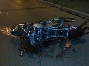 Фото: Поліція розшукує свідків ДТП, де загинув мотоцикліст і пішохід з собакою