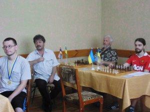 Фото: У Миргороді пройшов міжнародний шаховий турнір