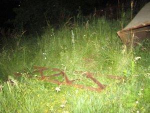 Фото: На Полтавщині чоловік намагався викрасти понад сто кілограмів металу