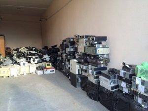 Фото: У Полтаві «накрили» 130 гральних автоматів
