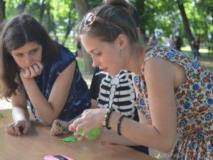Фото: Музика, театр і ІТ-технології – у корпусному парку два дні проходить фестиваль «Art Полтава» (ФОТО, ВІДЕО)