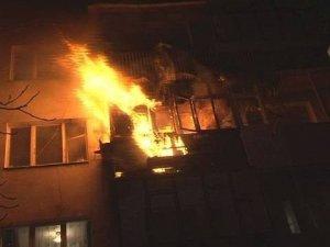 Фото: У Полтаві з палаючого будинку евакуювали 12 людей