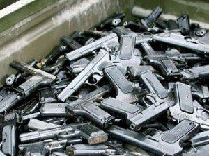 Фото: Полтавців закликають здати незареєстровану зброю