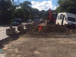 Фото: У Полтаві сталась потрійна ДТП