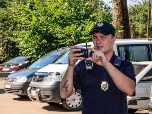 Декілька хвилин ганьби Полтавської патрульної поліції