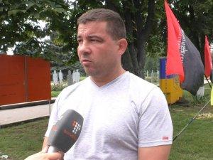 Фото: Екс-лідера «Правого сектору» Полтавщини оголосили в міжнародний розшук