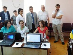 Фото: На Полтавщині запровадили Єдину електронну систему моніторингу поширеності ВІЛ-інфекції