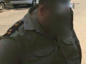 Фото: На Полтавщині посадовця-рятувальника піймали на хабарі (ФОТО)