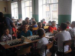 Фото: У Миргороді розпочався Всеукраїнський шаховий фестиваль