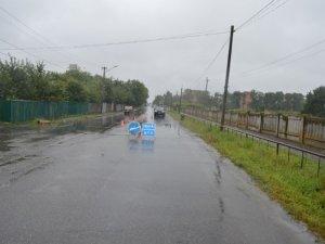 Фото: На Полтавщині відшукали водія, який збив на смерть мопедиста та втік