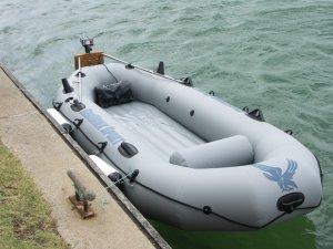 Фото: На Полтавщині чоловік перекинувся на моторному човні і його насмерть порубало гвинтом