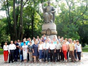 Фото: За досвідом з децентралізації на Полтавщину приїхали луганчани