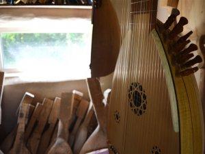 Світ кобзарської імпровізації: у Крячківці відбувся другий фестиваль «Древо роду кобзарського» (ФОТО, ВІДЕО)