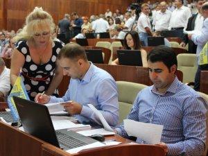 Фото: Сесія Полтавської обласної ради: газу не дали, сесію не закрили (трансляція)