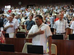 Сесія Полтавської обласної ради: газу не дали, сесію не закрили (трансляція)