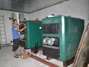 Фото: Дитячий садок та школу в Лохвицькому районі перевели на альтернативні способи опалення