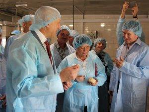 Фото: У Стасях відкрили міні-завод з переробки молока (ФОТО)