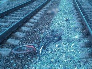 Фото: У Кременчуці потяг на смерть збив неповнолітнього