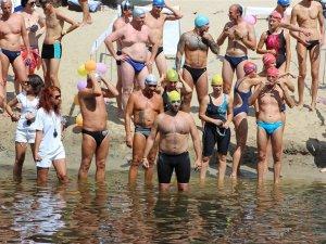 Фото: Під Полтавою плавали «Скажені карасі» (ФОТО)