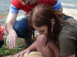 Фото: На Полтавщині завершив роботу табір для родин атовців (ФОТО)