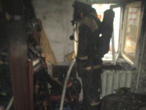 Фото: На Полтавщині під час ліквідації пожежі виявили тіло загиблого чоловіка