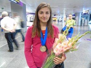 Фото: Дівчина із Глобиного стала чемпіонкою Європи