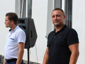 Фото: У батальйоні спецпризначення «Полтава» розпочалася ротація (ФОТО)