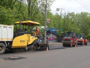 Вулиці Полтави, які ремонтуватимуть 4 серпня